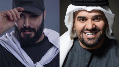 """Photo of حسين الجسمي يغني """"دق القلب"""" من ألحان نور الزين"""